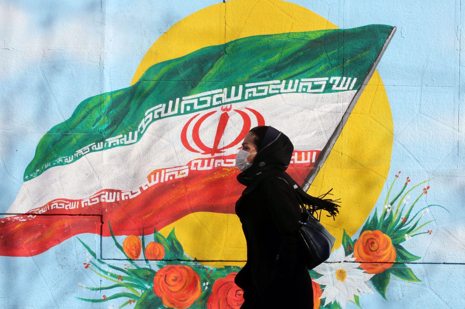 Two people diagnosed with coronavirus died in Iran, Tehran, Iran Islamic Republic Of - 12 Feb 2020
