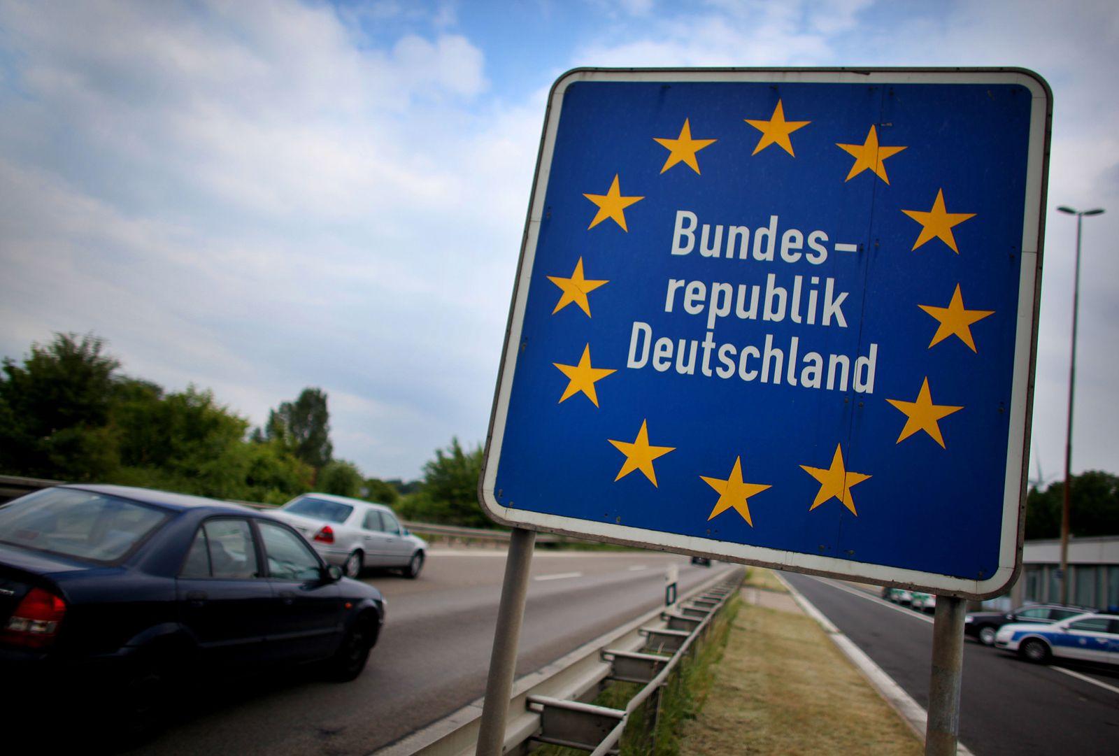 Quiz / Europa / Grenze