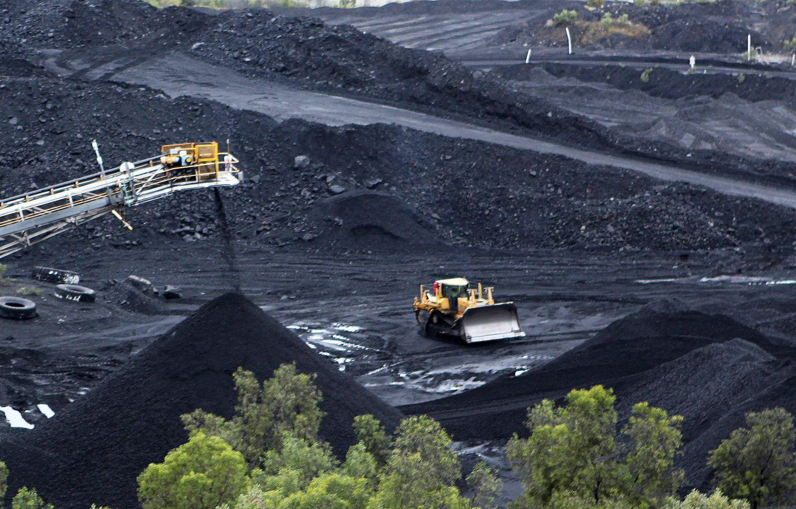 Australien / Kohle-Bergbau / Energie