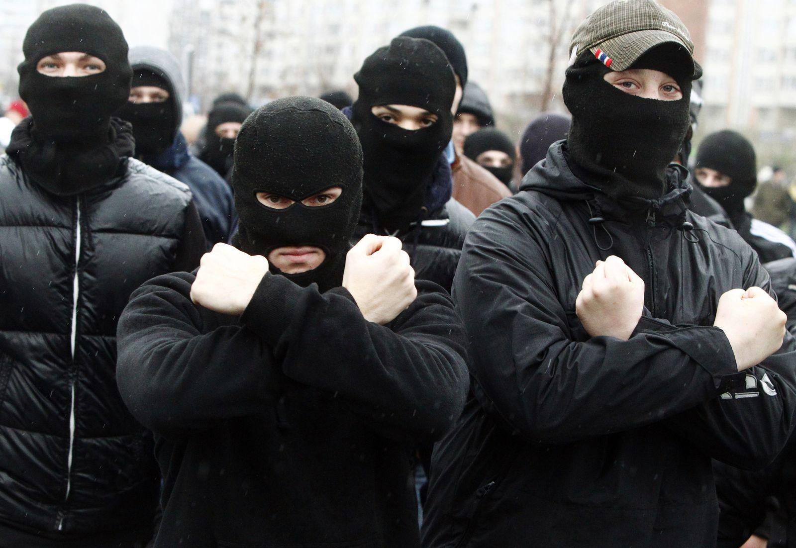 Russland / Nationalisten