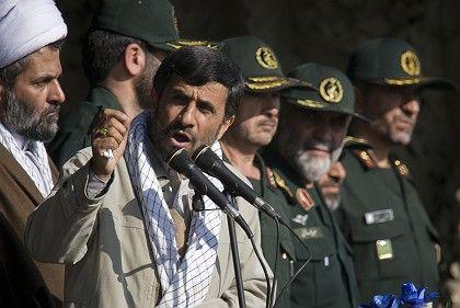 Will Obama trip over Iran?
