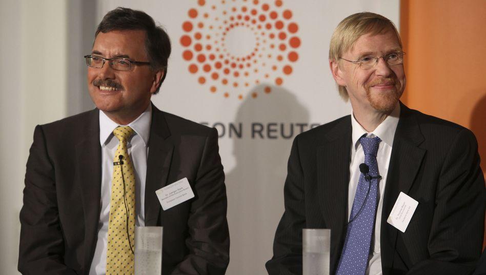 Ex-Chefvolkswirt Mayer: Plan für eine radikal neue Geldordnung