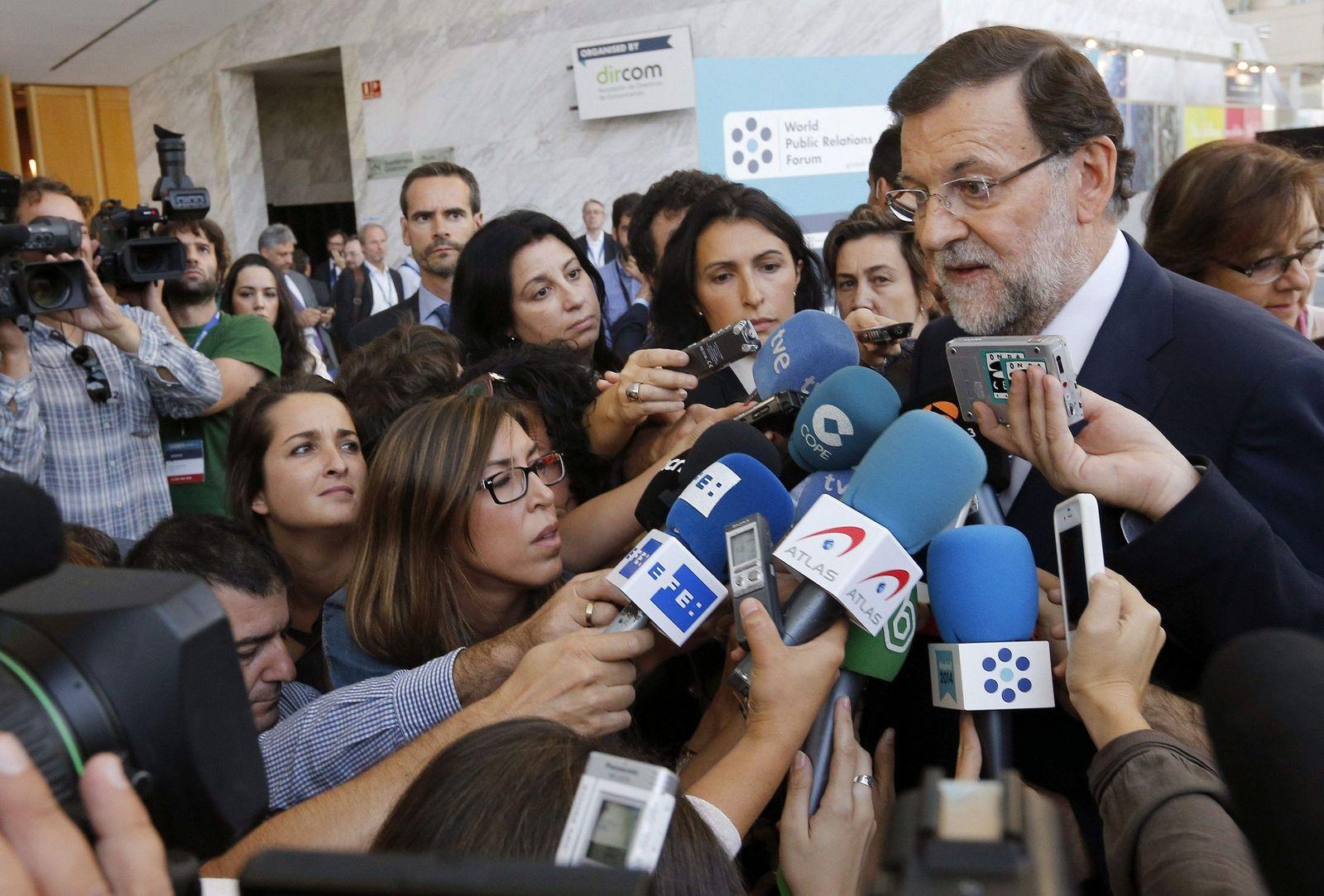 Mariano Rajoy/Spanien