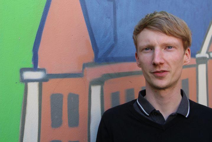 Peter Schulz von der Universität Jena
