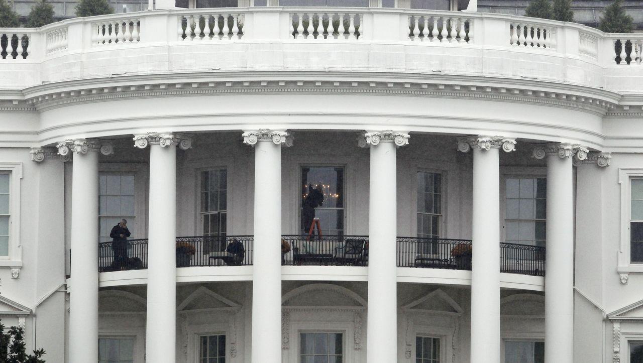 Schüsse Weißes Haus