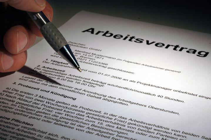 Arbeitsvertrag: Auf die Schriftform kommt es nicht zwingend an