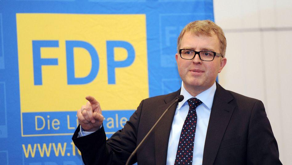 """FDP-Vorstandsmitglied Schäffler: """"Reden und Handeln besser in Einklang bringen"""""""