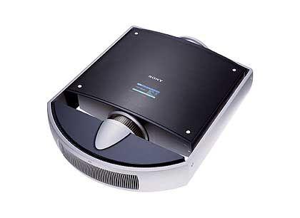 HD-ready-Beamer von Sony: Der Qualia 004 stellt 1920 mal 1080 Pixel dar
