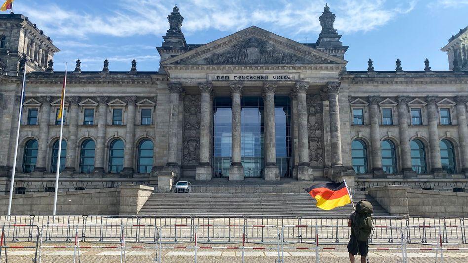 Aktionstag in Berlin: Zwei Millionen Menschen sollten kommen, ganz so viele waren es dann doch nicht