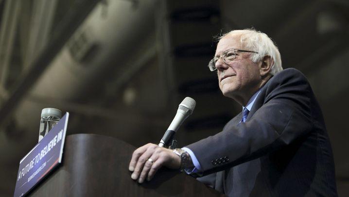 US-Demokraten: Das Problem Bernie