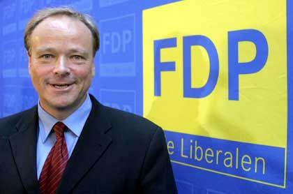 FDP-Generalsekretär Dirk Niebel: Verkürzte Einarbeitungszeit
