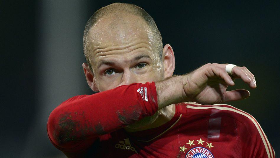 "Topspiel-Verlierer Arjen Robben: ""Es tut mir wirklich leid"""