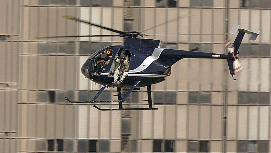 Blackwater-Helikopter in Bagdad: Kein Eingeständnis von Schuld