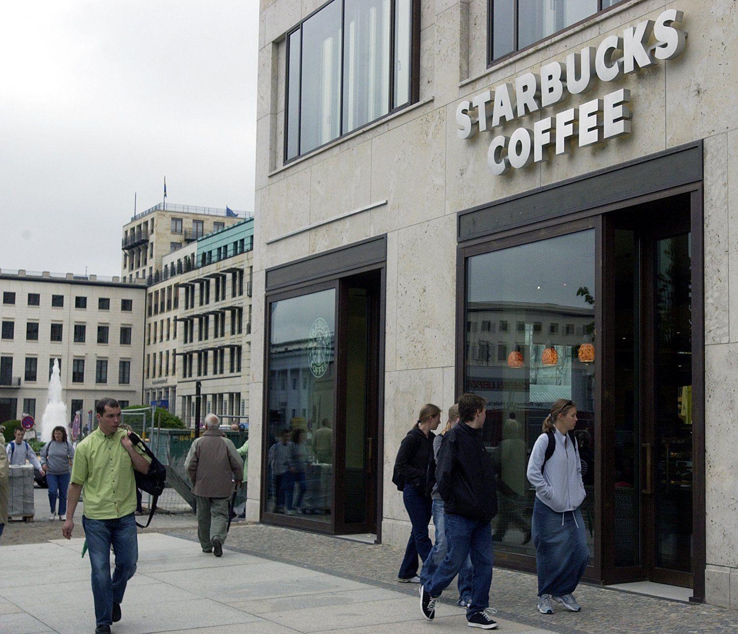 Starbucks Filiale / Berlin