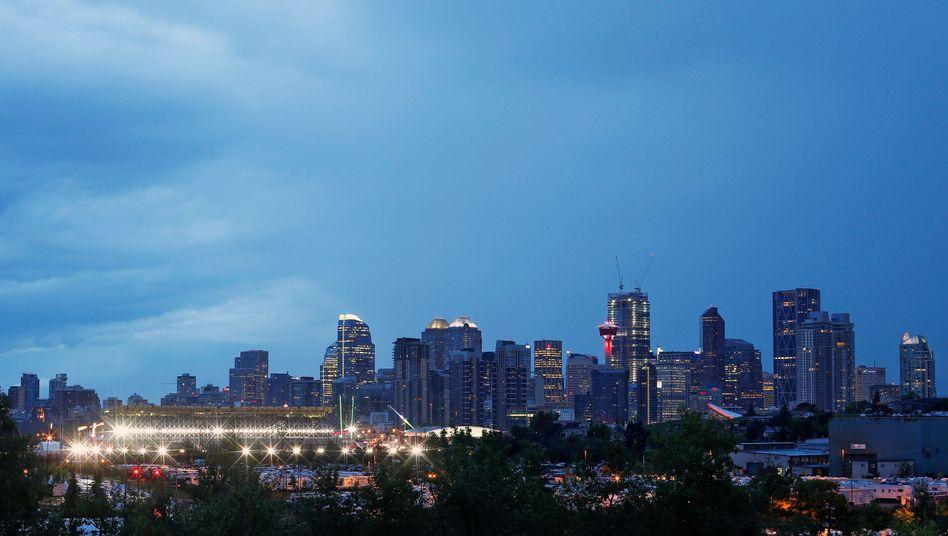 Calgary in Kanada (Archivbild)