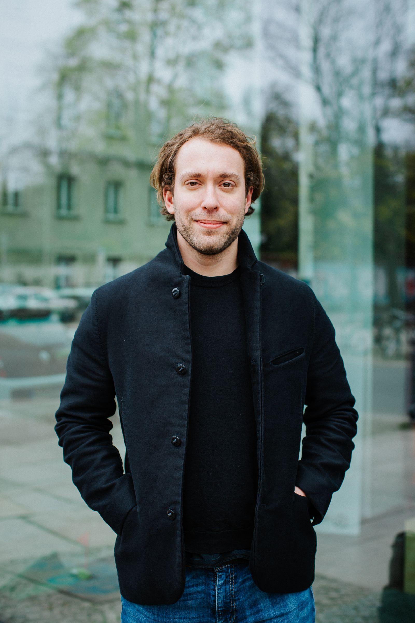 Spiegel Redakteur Max Polony