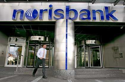 Zentrale der Norisbank: Know-how als wichtiges Kaufargument