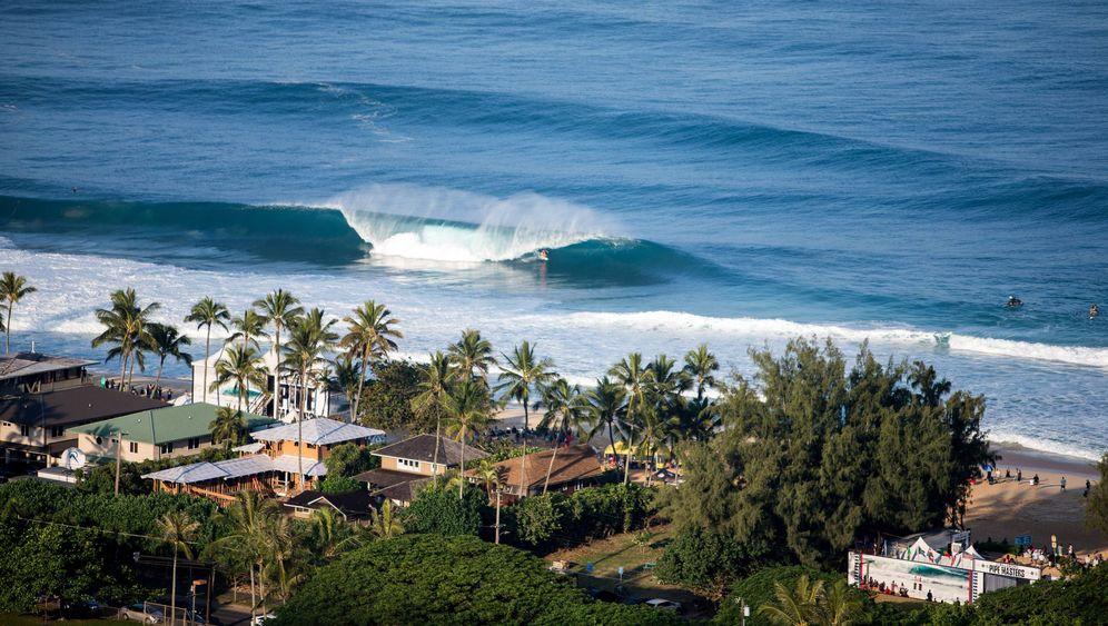 Surfspot Pipeline: Gefährlich schön
