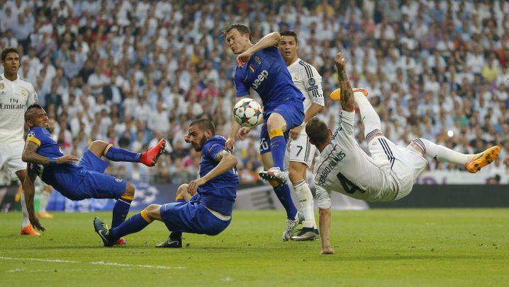 Champions-League-Analyse: Woran Real Madrid gescheitert ist