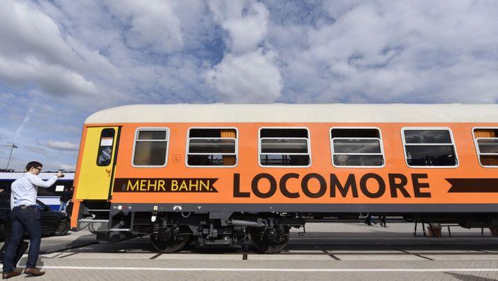 Bahn-Start-up: Das ist Locomore