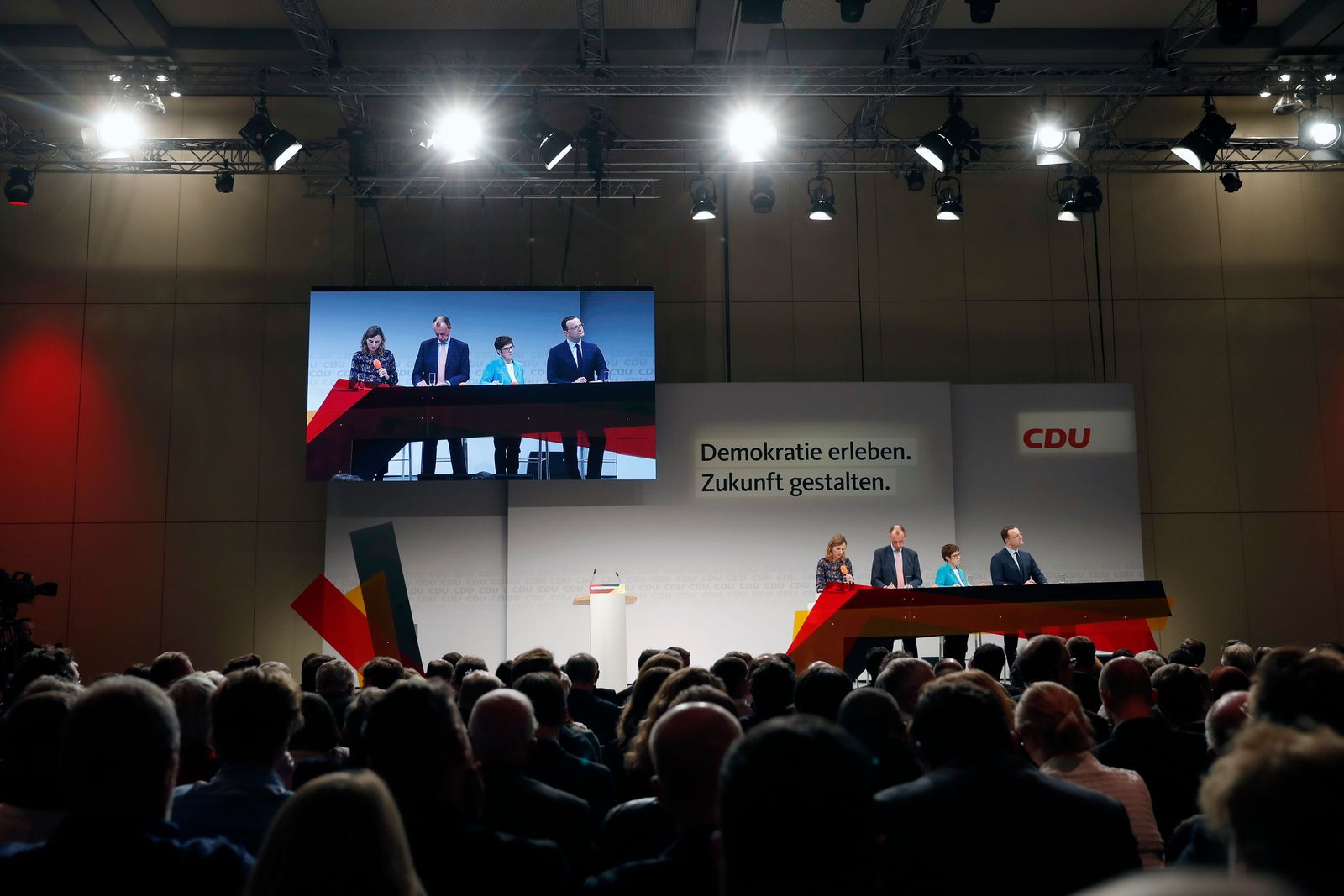 GERMANY-POLITICS-PARTIES-CDU