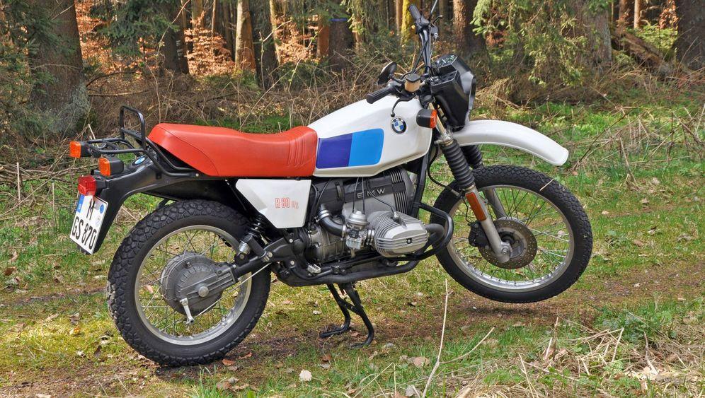 BMW R80 G/S: Man nannte sie Gummikuh