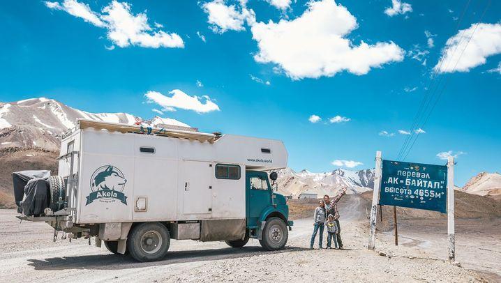 Von Europa bis Neuseeland und zurück: Abenteuer mit Akela