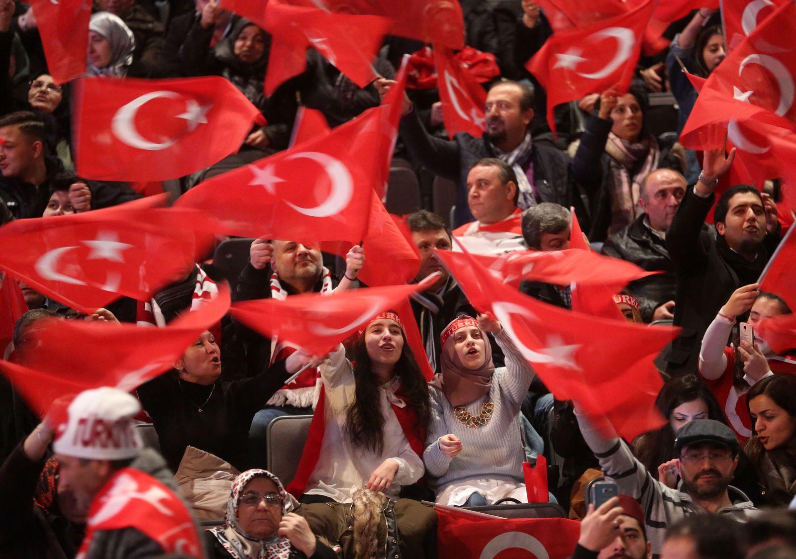 Refrendum Türkei Deutschland