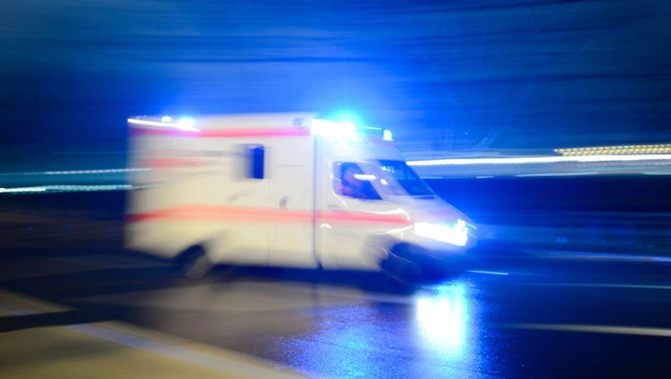 Rettungswagen (Archivbild)