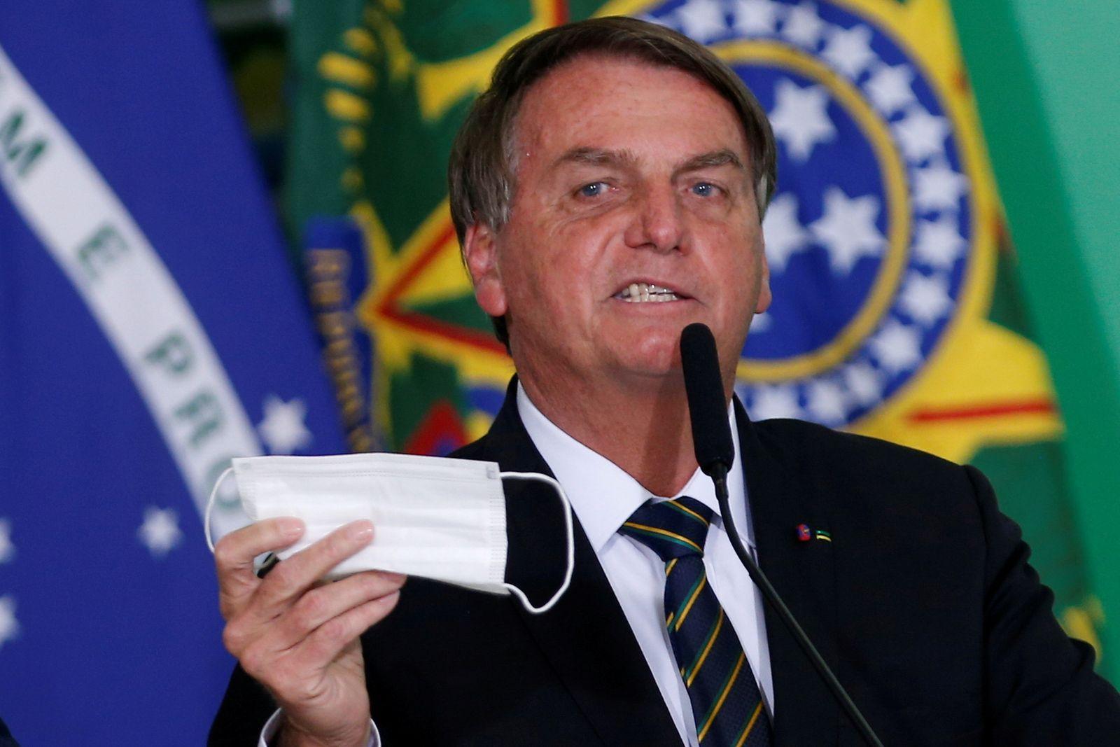 FILE PHOTO: Outbreak of the coronavirus disease (COVID-19), in Brasilia