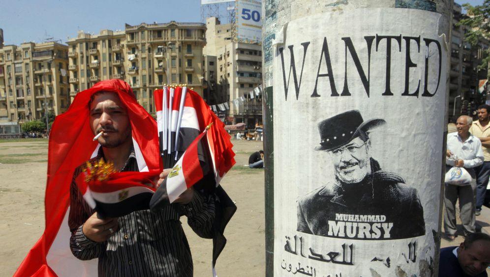 Ägypten: Proteste gegen Muslimbrüder