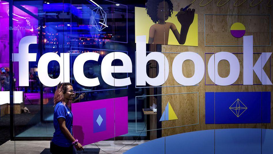 Facebook-Auftritt: Eine Allianz von Bundesstaaten geht gegen das soziale Netzwerk vor