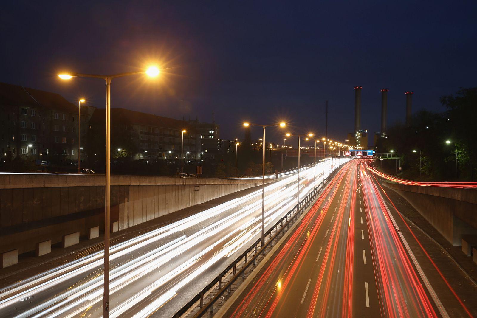 Diesel / Straße / Verkehr