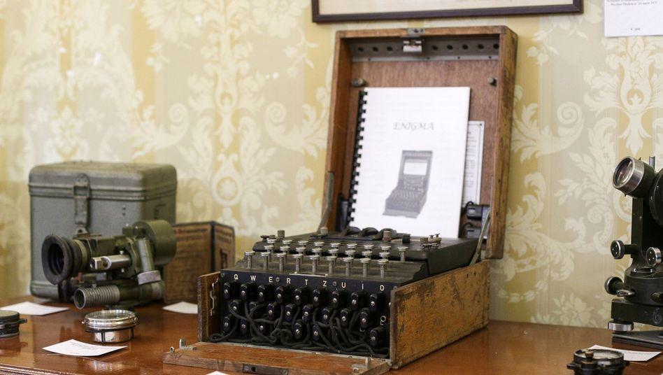 Enigma-Maschine