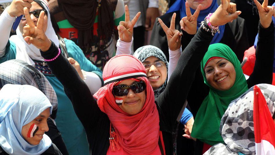 Unruhenin Ägypten: DieFanatiker werden verlieren