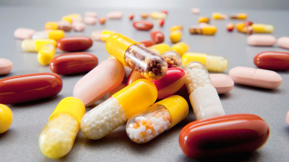 Pillen: Manche Vitamine steigern sogar das Krebsrisiko