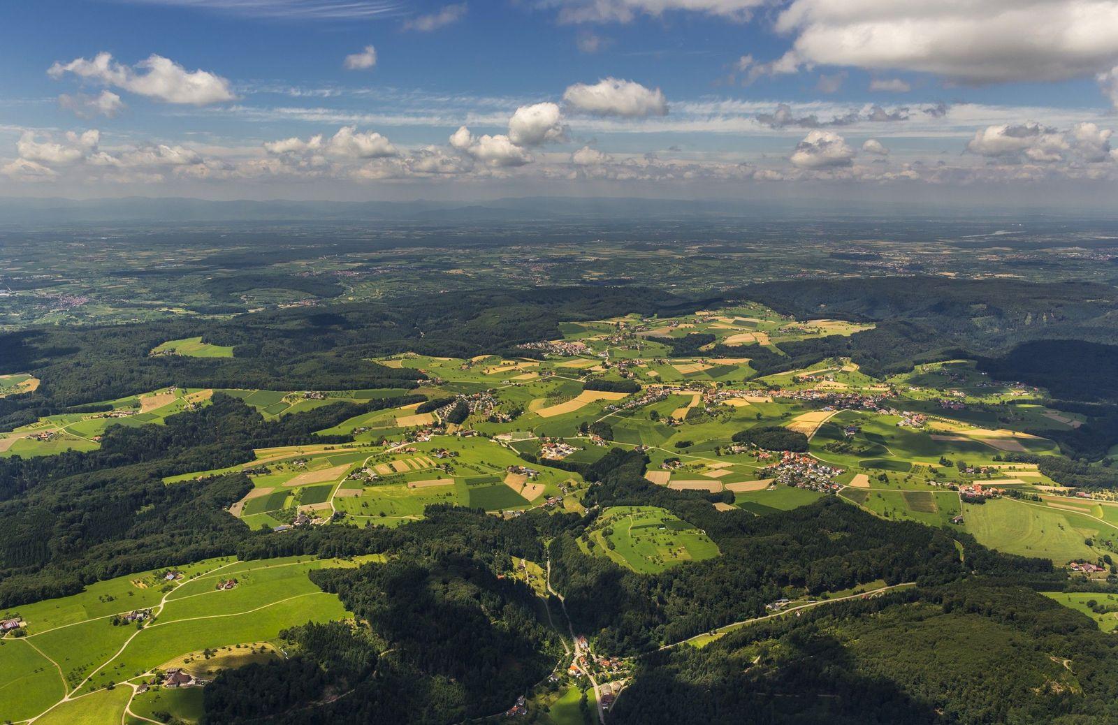 NICHT MEHR VERWENDEN! - Baden-Württemberg / Landschaft
