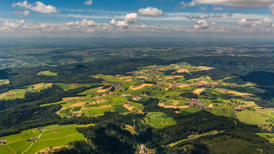 Landschaft in Baden-Württemberg: Ende für das Modell GroKo