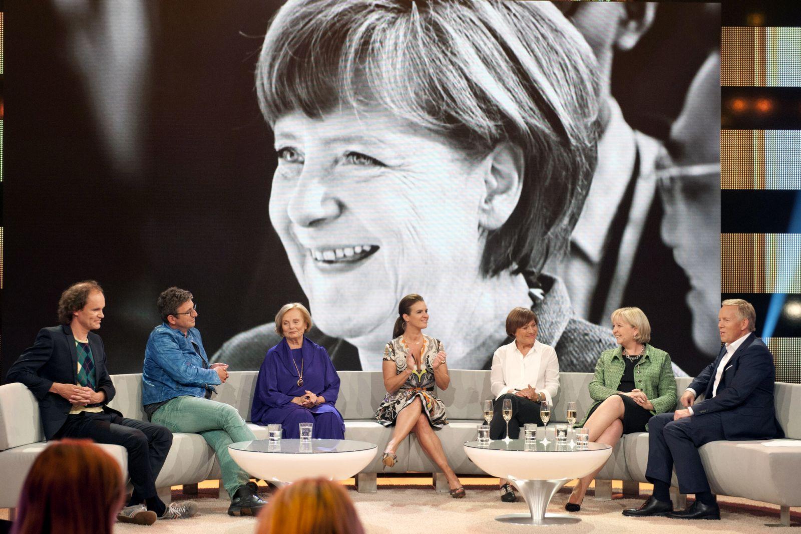 EINMALIGE VERWENDUNG TV/ Deutschlands Beste!
