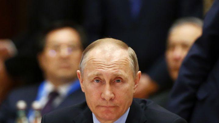 Putin besucht Macron: Treffen mit der dritten Wahl