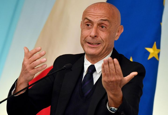 Innenminister Marco Minniti (PD)