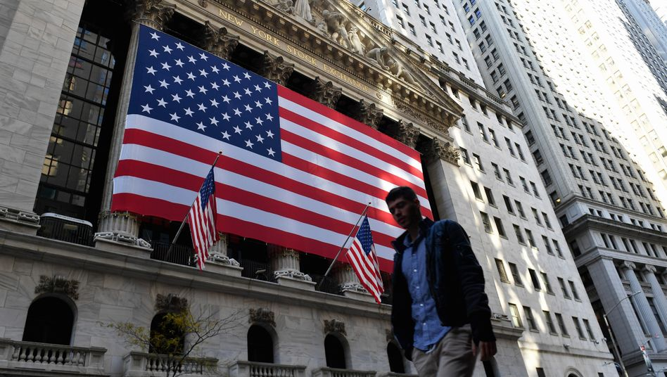 Börse in New York: »Neue spezifische Richtlinien« aus dem Finanzministerium