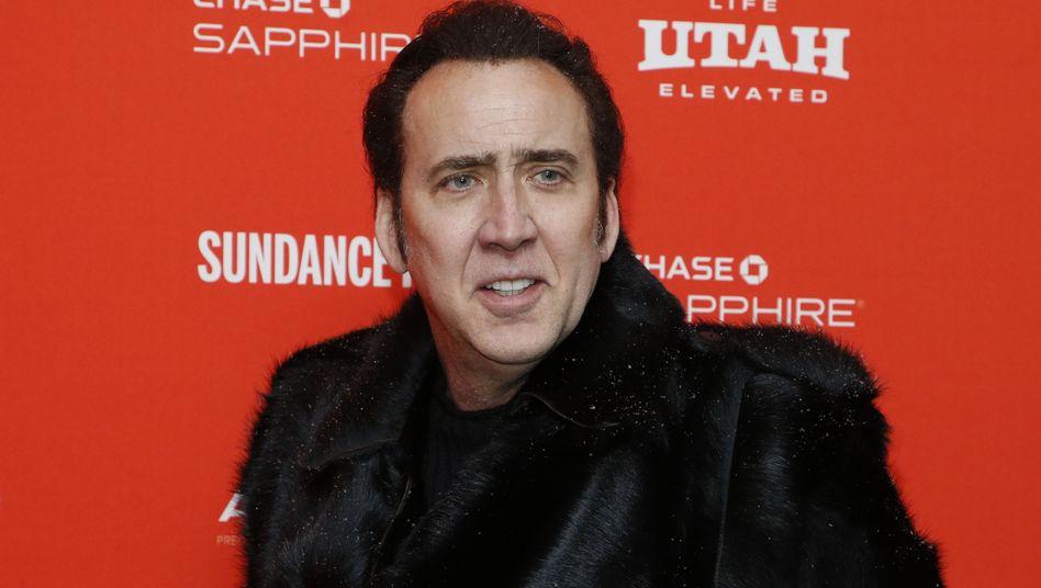 Nicolas Cage (Archiv)