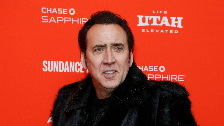 Nicolas Cage: Bald König der Tiger