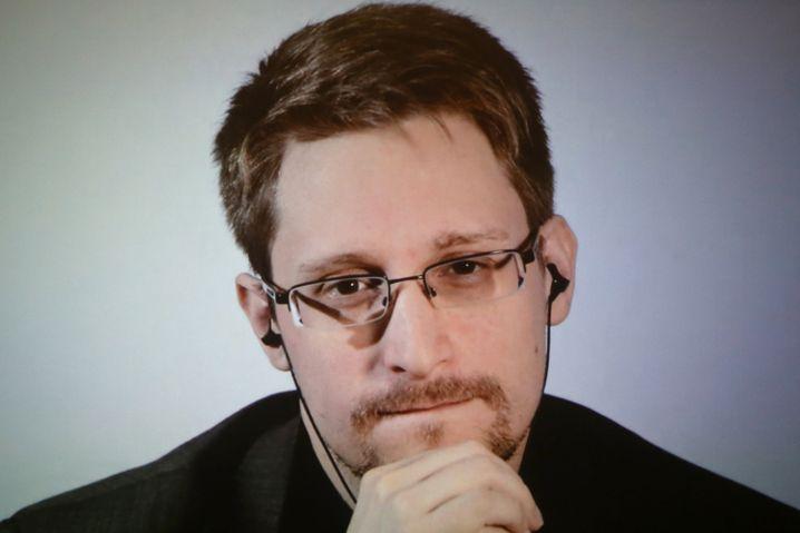 Ins Exil verbannt: NSA-Whistleblower Edward Snowden