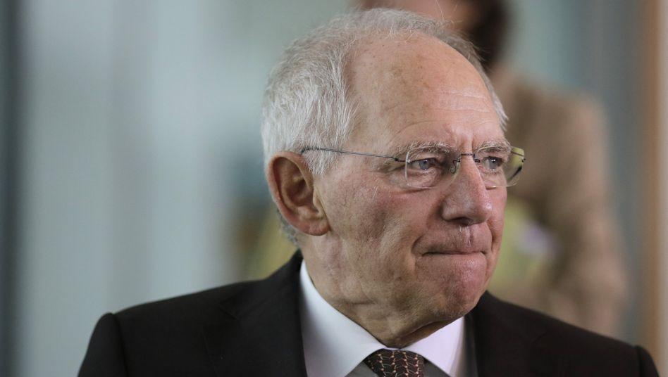 """CDU-Politiker Schäuble: """"Nachdenken, ob unsere polizeilichen Fähigkeiten ausreichen"""