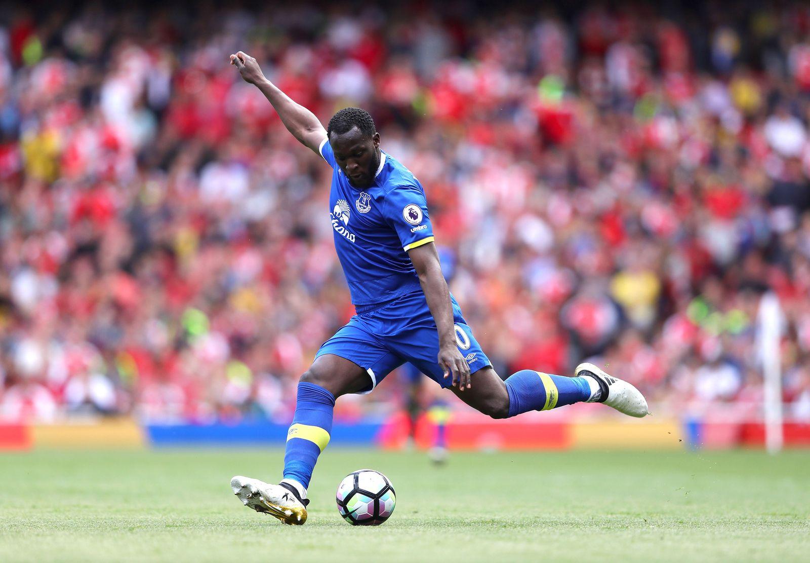 Romelu Lukaku/ Everton