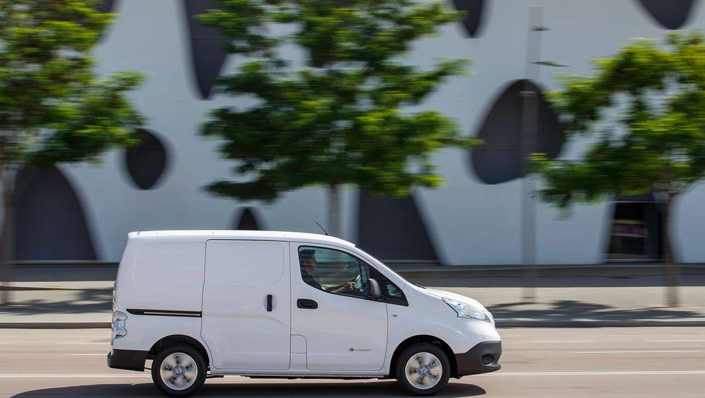 Nissan e-NV200: Der neue Strom-Lieferant