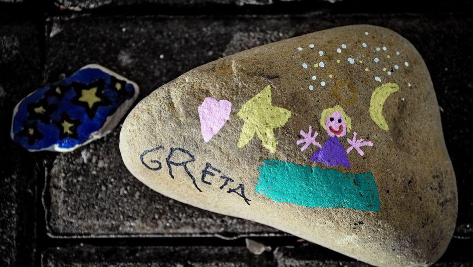 Trauer um Greta: Die Dreijährige wurde mutmaßlich von einer Erzieherin getötet
