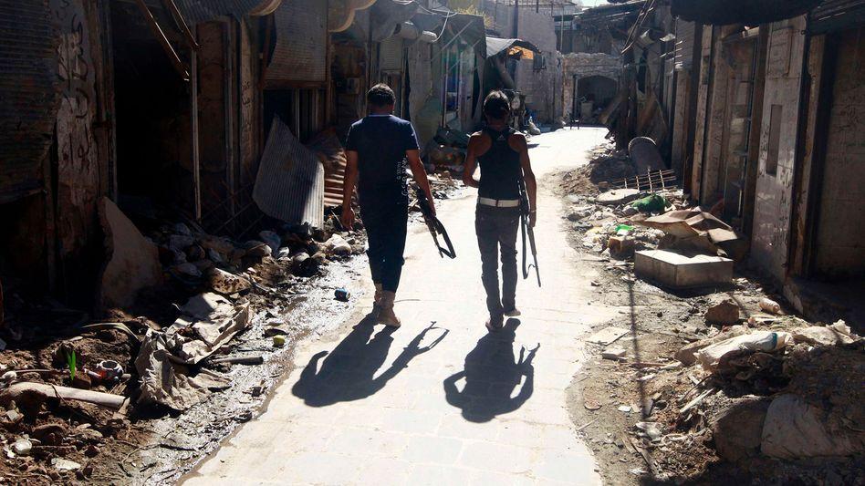 Giftgasangriff: USA reagieren zurückhaltend auf Moskaus Syrien-Vorschläge